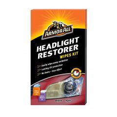 Headlight Restorer Wipes