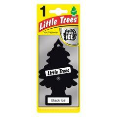 Black Ice 2D Air Freshener