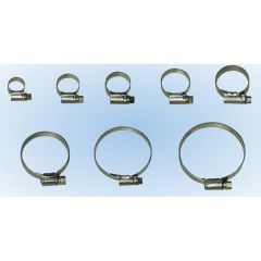 Hose Clips Ss Ox 1625Mm Pack Of 2