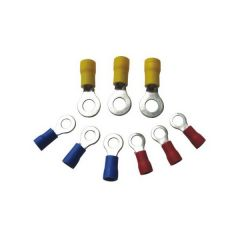 Wiring Connectors Yellow Ring 6Mm Pack Of 25