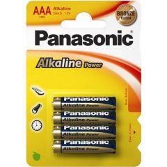 Alkaline Power Aaa Batteries Pack Of 4