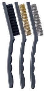 Harris Essentials Wire Brush Pack 3