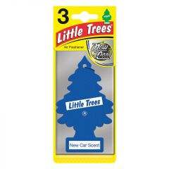 Saxon Little Trees Triple Pack New Car Scent