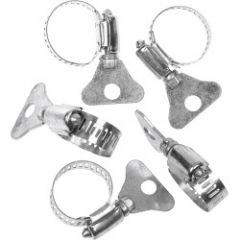 SupaFix Hose Clip 50-25mm - Zinc Plated