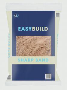 Deco-Pak Sharp Sand 25kg Trade Pack