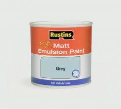 Rustins Matt Emulsion 250ml