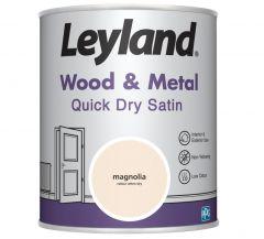 Wood & Metal Quick Dry Satin 750ml
