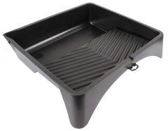 ProDec Roller Tray Black Plastic Black 15