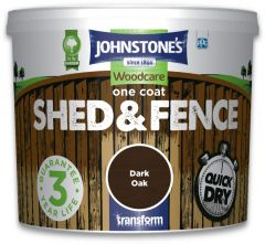 Johnstone's One Coat Shed And Fence 5L