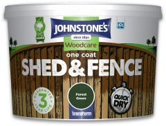 One Coat Shed And Fence 9L