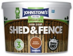 Johnstone's One Coat Shed And Fence 9L