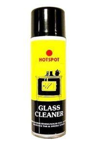 Hotspot Glass Cleaner