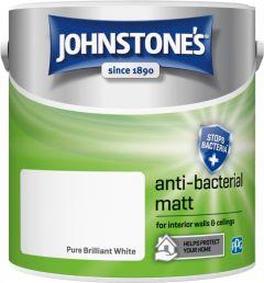 Anti Bacterial Matt 2.5L
