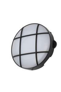 Capella Round Grid Bulkhead IP65