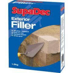 SupaDec Exterior Powder Filler 1.5kg