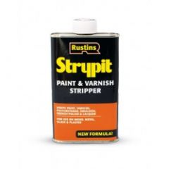 Rustins Strypit Paint & Varnish Stripper 500Ml