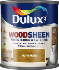 Dulux Woodsheen 250ml Warm Maple