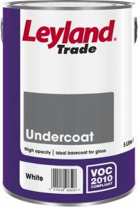 Leyland Trade Undercoat 5L White