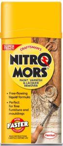 Nitromors Craftsman's Paint Varnish & Lacquer Remover 750ml