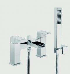 SP Cascade Bath Shower Mixer Tap H: 146mm D: 180mm