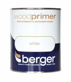 Berger Wood Primer 750ml White