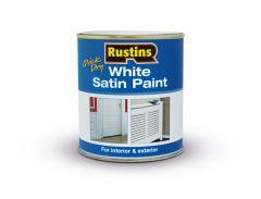 Rustins Satin 250ml White