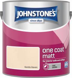 Johnstone's One Coat Matt 2.5L Gentle Haven