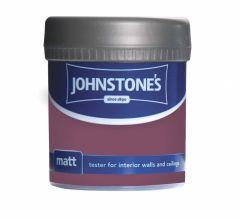 Johnstone's Matt Tester 75ml Deep Amethyst