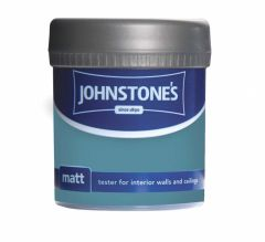 Johnstone's Matt Tester 75ml Teal Topaz