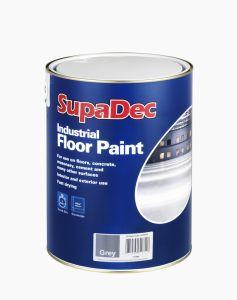 SupaDec Industrial Floor Paint 5L Slate Grey