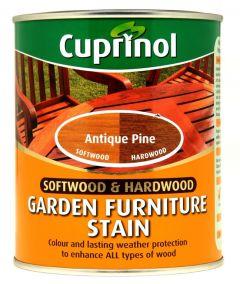 Cuprinol Garden Furniture Stain 750ml Antique Pine