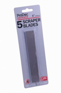 Prodec Advance Blades For 6 Scraper 6