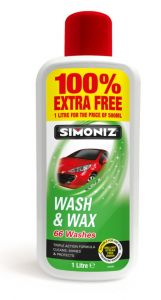 Simoniz Wash & Wax 500ml