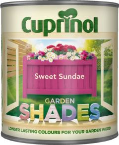 Cuprinol Garden Shades 1L Sweet Sundae