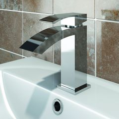 SP Aero Basin Mixer Tap H: 156mm D: 213mm W: 224mm