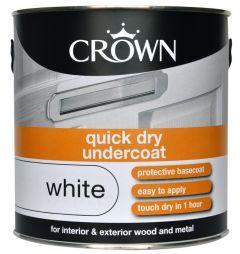 Quick Dry Undercoat 2.5L