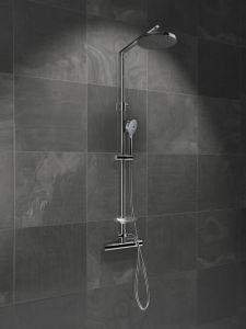 Sp Boston Thermostatic Bar Mixer Shower