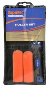Supadec Roller Set 4 Piece