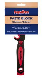 Supadec Paste Block Brush 30Mm X 120Mm