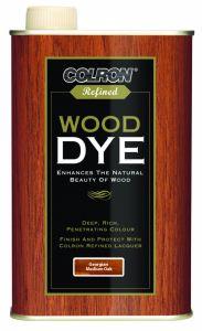 Colron Refined Wood Dye 250Ml Georgian Medium Oak