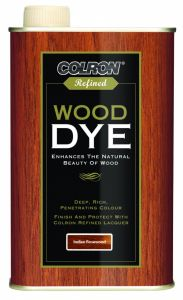 Colron Refined Wood Dye 250Ml Indian Rosewood