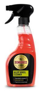 Simoniz Alloy Wheel Cleaner 500Ml