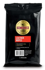 Simoniz Leather Wipes Pack 20