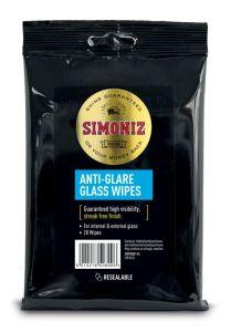 Simoniz Screenies Glass Wipes Pack 20