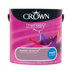 Crown Matt Emulsion 2.5L Sweet Dreams