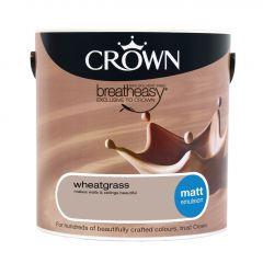 Crown Silk Emulsion 2.5L Wheatgrass