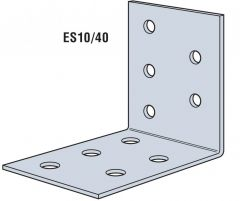 Simpson Strong Tie Nail Plate Angle Bracket 60 X 60 X 40