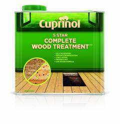 Cuprinol 5 Star Complete Wood Treatment 2.5L