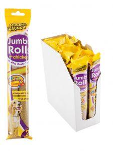 Munch & Crunch Jumbo Rolls With Chicken Pack 2