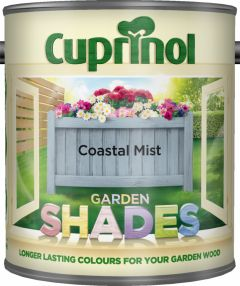 Cuprinol Garden Shades 1L Coastal Mist